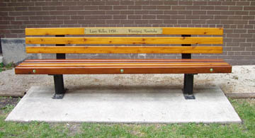 Larry's Bench